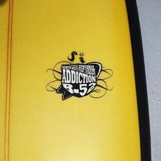 Addiction Surfboards Addiction B52 Keel Fish 5'8