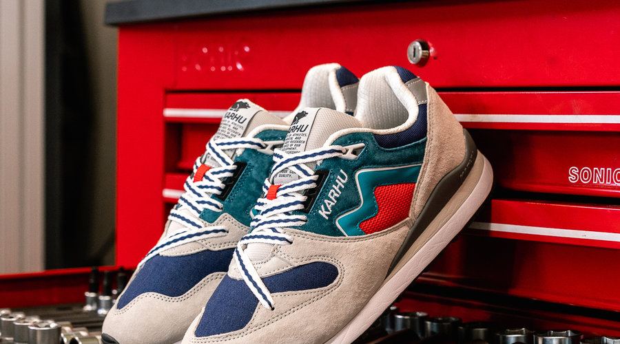 """Karhu Fusion 2.0 new colours and """"The Rally Pack"""""""