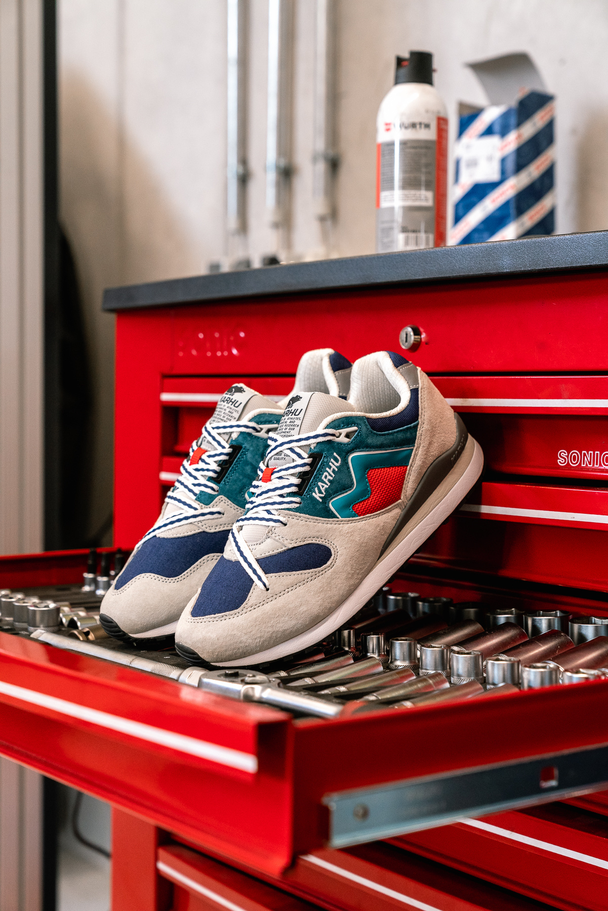 "Karhu Fusion 2.0 new colours and ""The Rally Pack"""