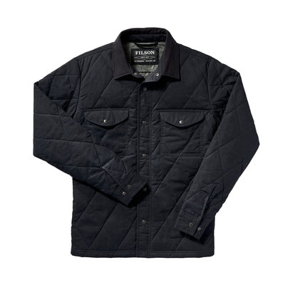 Filson Filson Hyder Quilted Jac Shirt Faded Navy