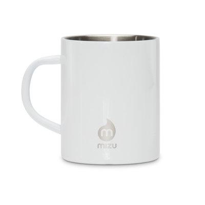 Mizu Mizu Camp Cup Glossy White