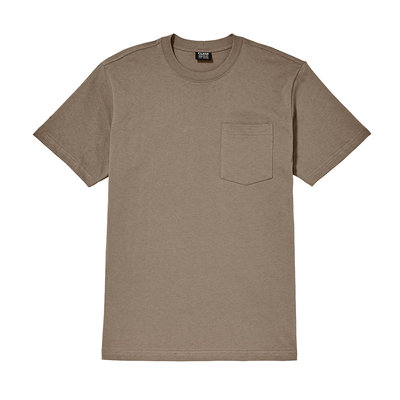 Filson Filson Outfitter Solid One Pocket T-shirt Dark Mushroom