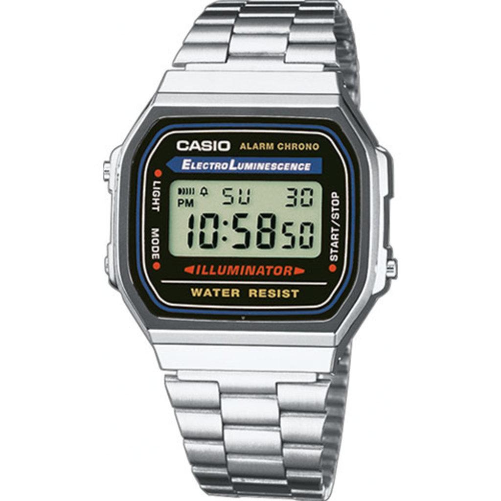 Casio Casio A168WA-1YES