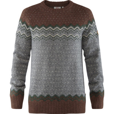 Fjallraven Fjallraven Övik Knit Sweater Autumn Leaf