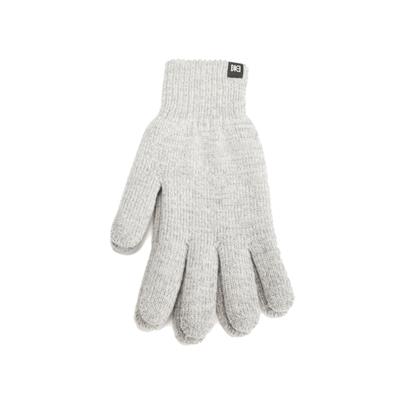 Makia Makia Wool Gloves Grey