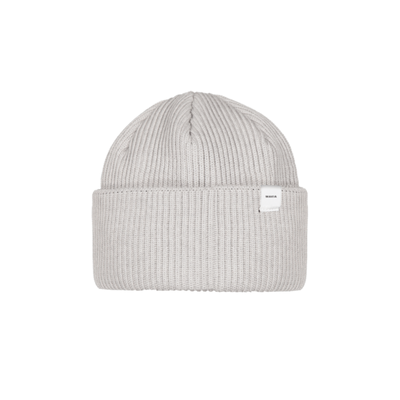 Makia Makia Merino Cap Light Grey