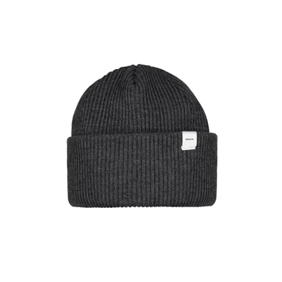 Makia Makia Merino Cap Dark Grey