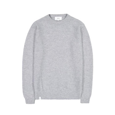 Makia Makia Roam Knit Light Grey