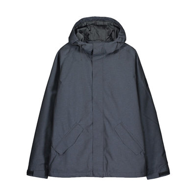 Makia Makia Polar Jacket Navy