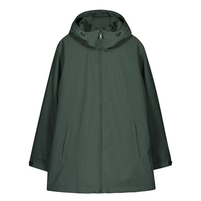 Makia Makia Aurora Jacket Dark Green