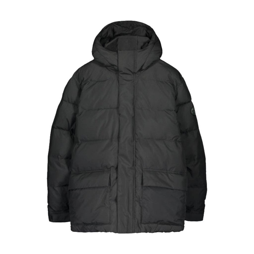 Makia Makia Berg Jacket Black