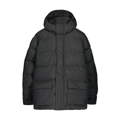 Makia Makia Berg Jacket Black