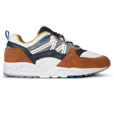 Karhu Karhu Fusion 2.0 Leather Brown / Night Sky F804062
