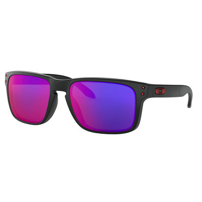 Oakley Oakley Holbrook Matte Black - Red Iridium