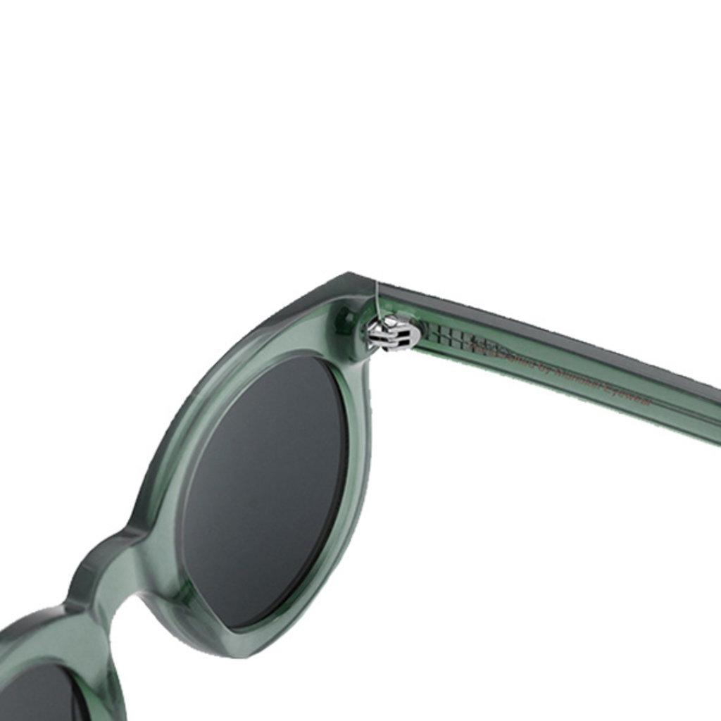 Monokel Monokel Shiro Clear Green/Solid Grey