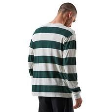 Afends Afends Team Dendy Hemp Retro Fit Long Sleeve Tee Pine
