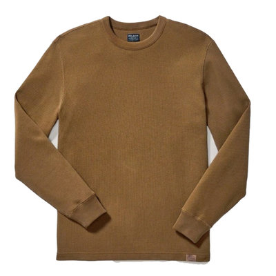 Filson Filson Waffle Knit Thermal Crewneck Olive