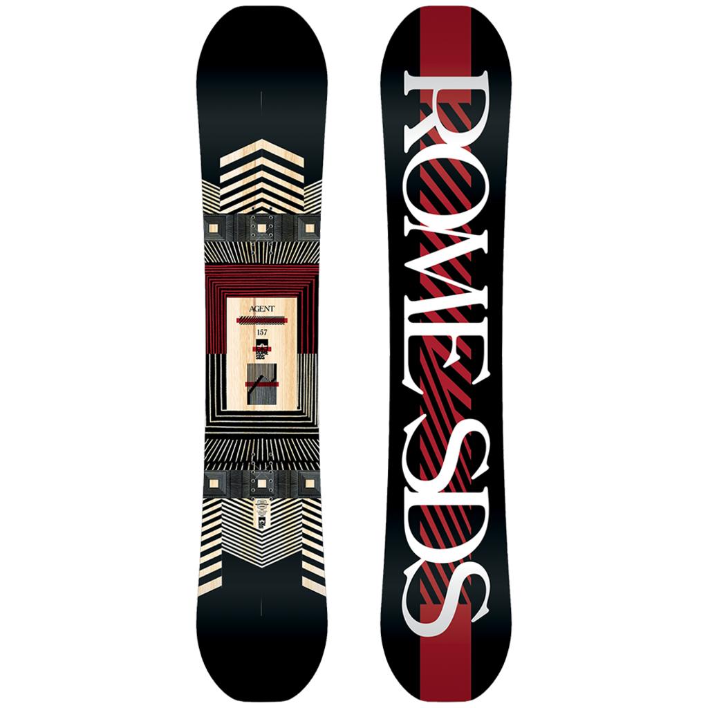 Rome Rome Agent 2020 Snowboard