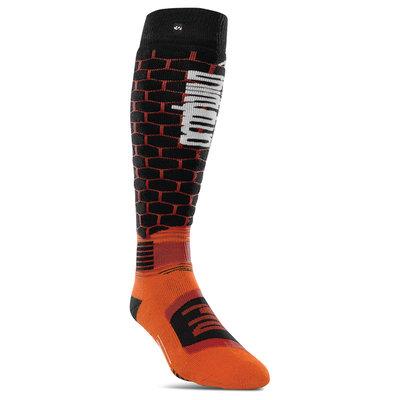 Thirtytwo Thirtytwo ASI Merino Elite Snowboard Sock Orange