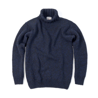 Devold Devold Nansen Sweater High Neck Navy