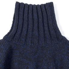 Devold Devold Nansen Sweater High Neck Navy