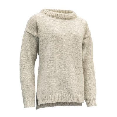 Devold Devold Nansen Women Sweater Grey Melange