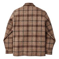 Filson Filson Mackinaw Jac Shirt Taupe / Brown / Black Plaid