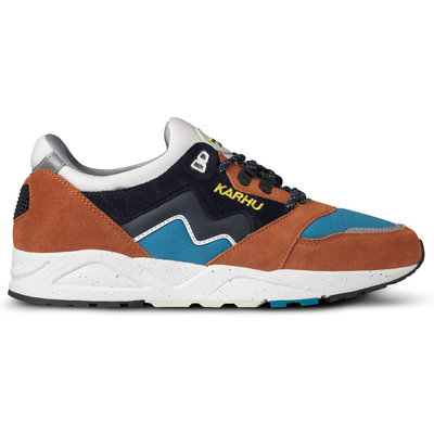 Karhu Karhu Aria Leather Brown / Night Sky F803051
