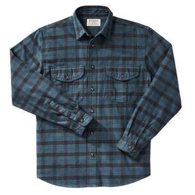Filson Filson Alaskan Guide Shirt Midnight Black
