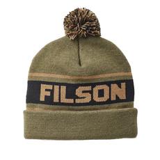Filson Filson Acrylic Logo Beanie Army Green
