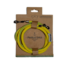 Parafina Parafina Recycled Sunglasses cord Yellow