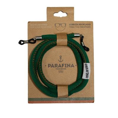 Parafina Parafina Recycled Sunglasses cord Green