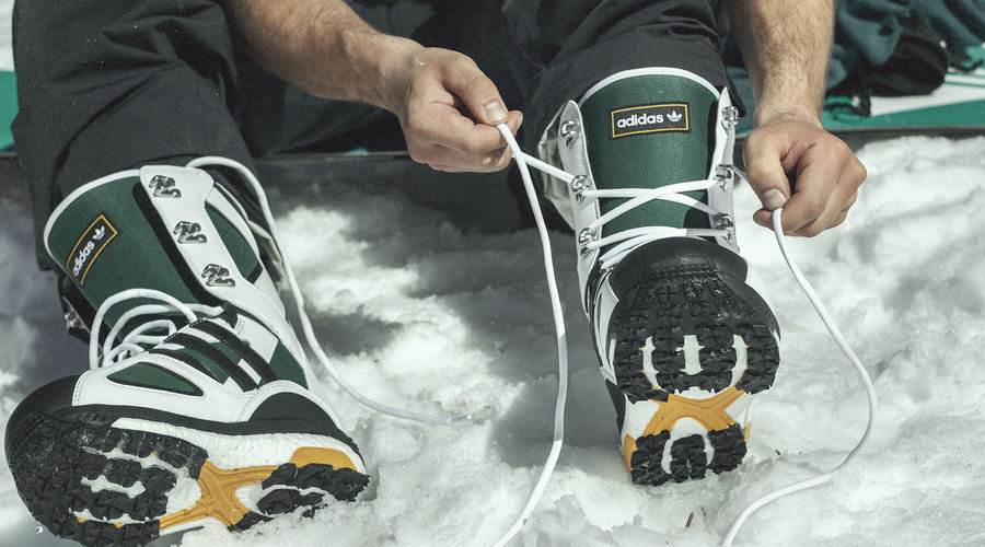 The perfect snowboard boot
