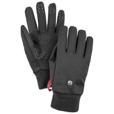 Hestra Hestra Windshield Liner 5 Finger Black