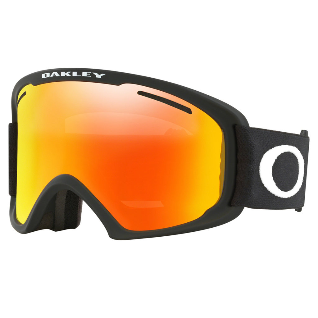Oakley Oakley O-Frame 2.0 Pro XL Matte Black/Fire + Bonus Lens