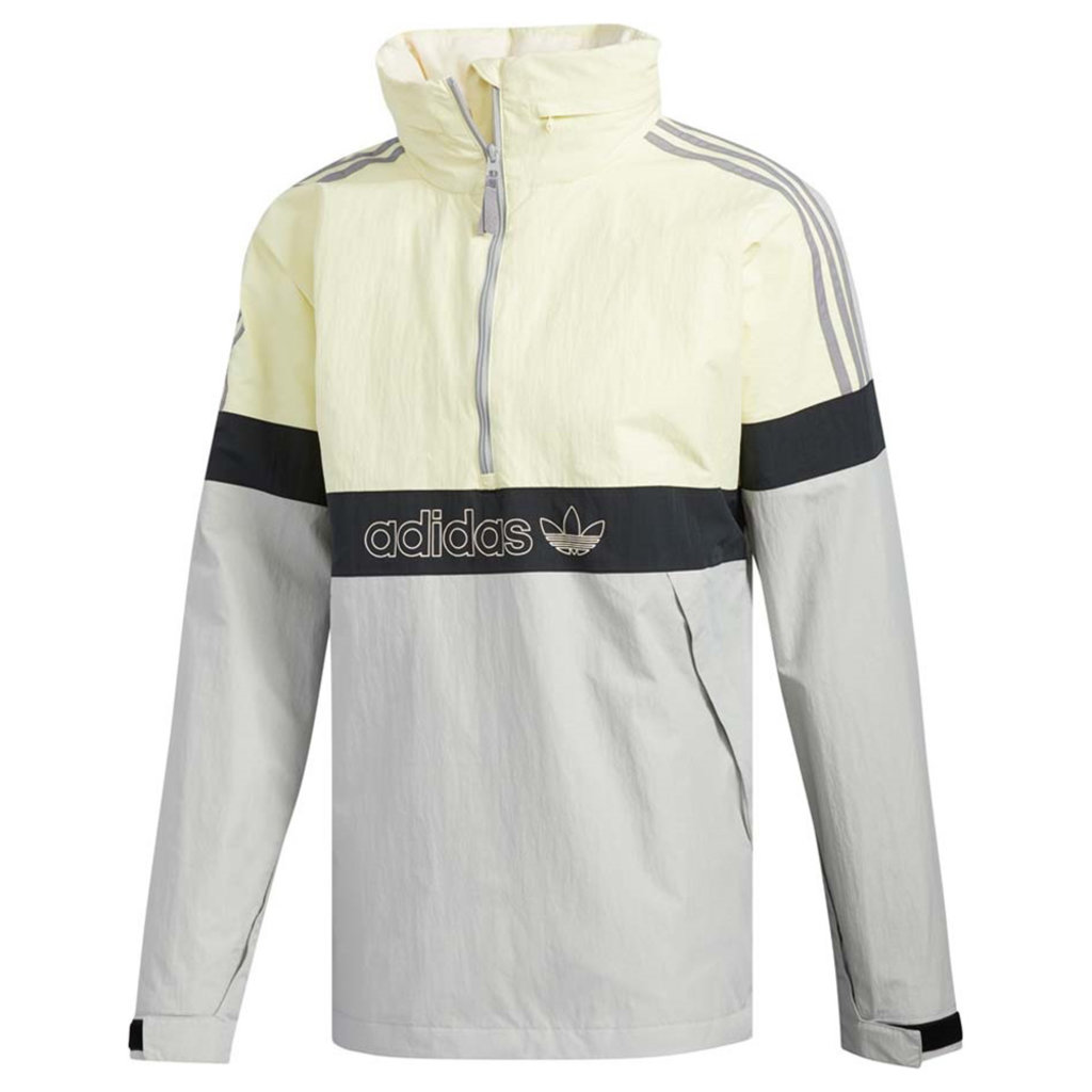 adidas adidas Snowbreaker Jacket Haze Yellow / Stone / Carbon