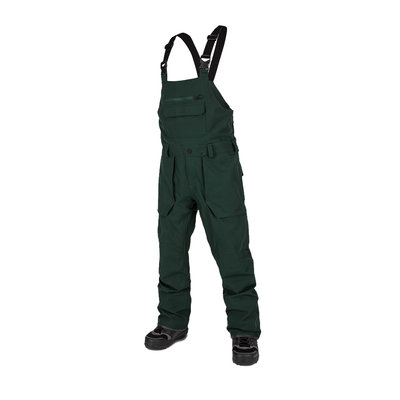 Volcom Volcom Roan Bib Overall Dark Green
