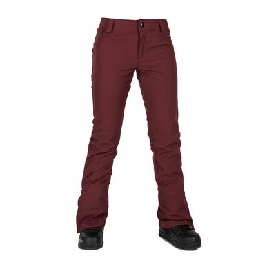 Volcom Volcom Battle Stretch Pant Scarlet