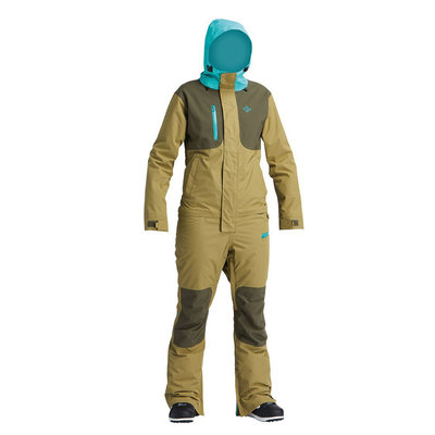 Airblaster Airblaster Women's Sassy Beast Suit Herb
