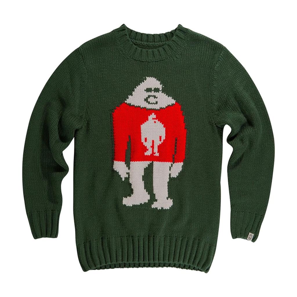 Airblaster Airblaster Sassy Sassy Sweater Sassy Santa