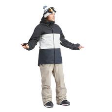 Airblaster Airblaster Men's Yeti Stretch Jacket Black Bone