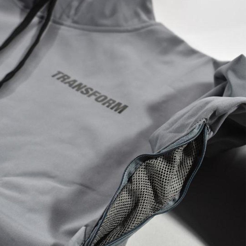 Transform Transform SE12 Softshell Hood Black