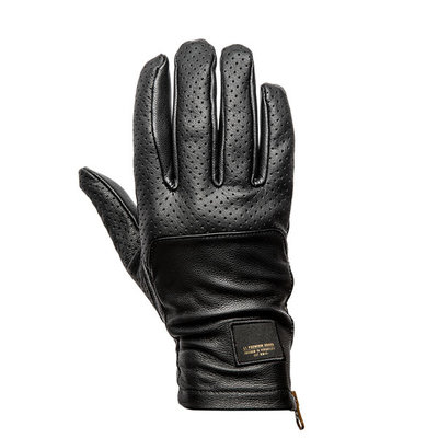 L1 Glove Throttle Hound Black
