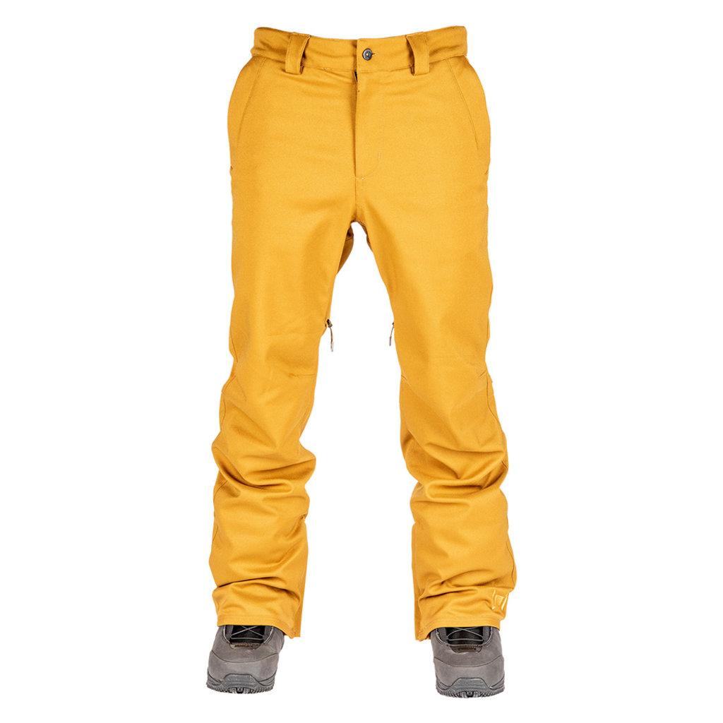 L1 Outerwear L1 Slim Chino Snow Pants 2020 Tobacco
