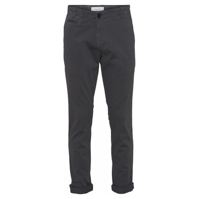 KnowledgeCotton Apparel Knowledge Cotton Apparel Chuck Regular Chino Pant Phantom