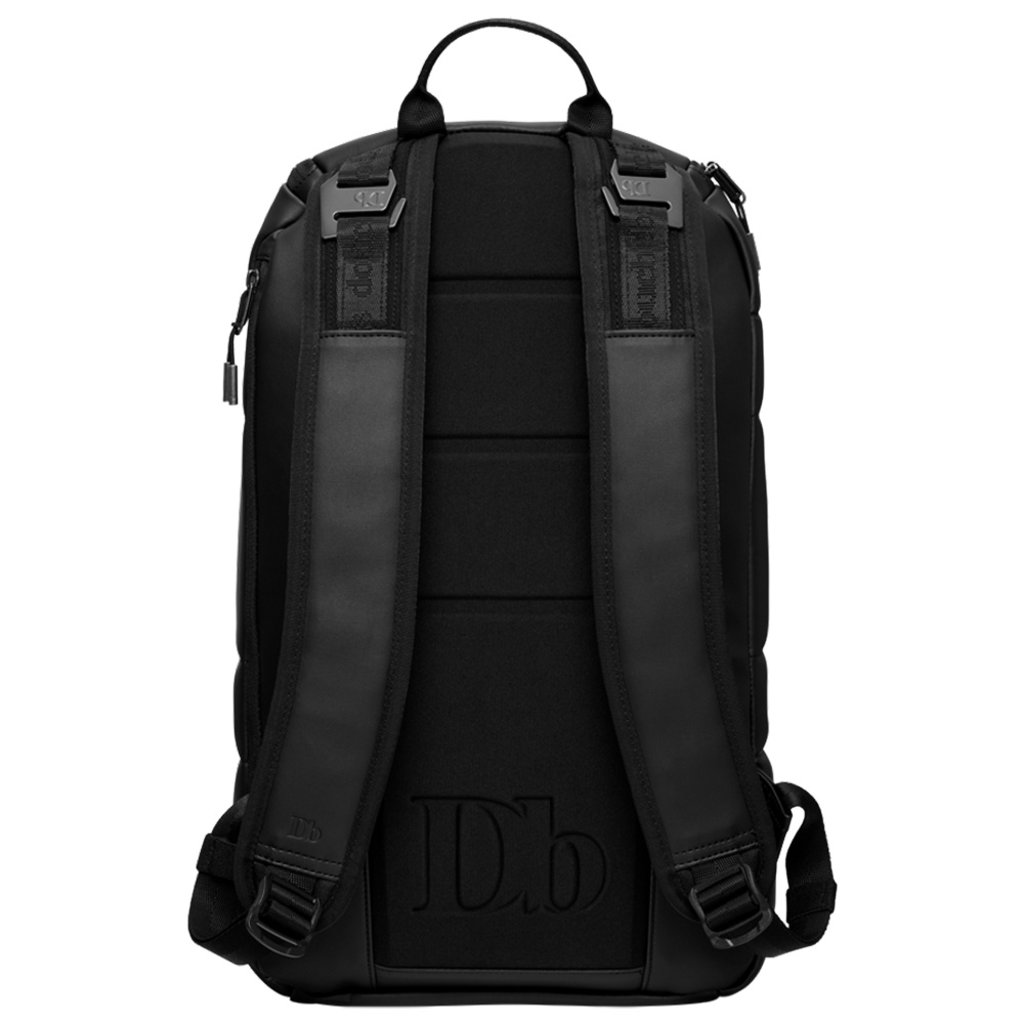 Db Journey Douchebags The Backpack Leather Black