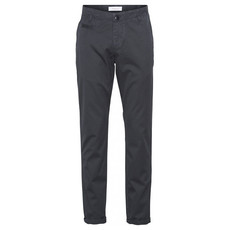 KnowledgeCotton Apparel Knowledge Cotton Apparel Chuck Regular Chino Pant Total Eclipse