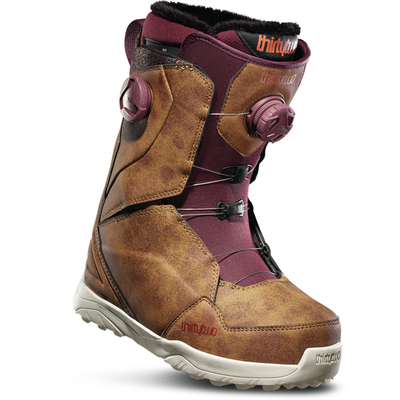 Thirtytwo Thirtytwo Womens Lashed Double BOA Brown 2020