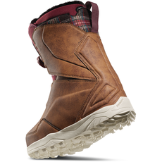Thirtytwo Thirtytwo Womens Lashed Double Boa Brown
