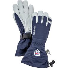 Hestra Hestra Army Leather Heli-Ski 5 Finger Glove Navy